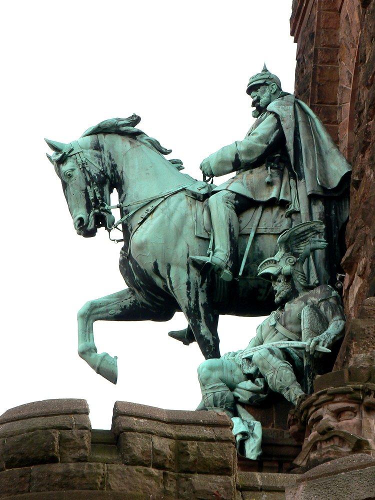 Denkmal Wilhelm 1 Viele Kaiser-wilhelm-denkmäler